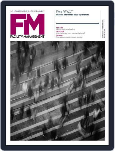 Facility Management September 1st, 2020 Digital Back Issue Cover