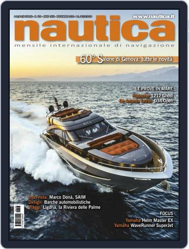 Nautica November 1st, 2020 Digital Back Issue Cover