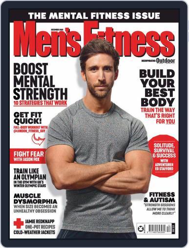 Men's Fitness UK (Digital) December 1st, 2020 Issue Cover