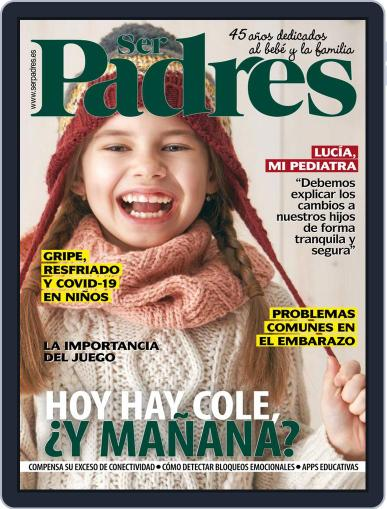 Ser Padres - España (Digital) November 1st, 2020 Issue Cover