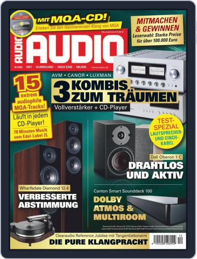 Audio Germany (Digital) October 29th, 2020 Issue Cover