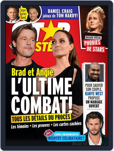 Star Système (Digital) November 6th, 2020 Issue Cover