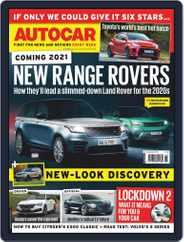 Autocar (Digital) Subscription November 11th, 2020 Issue