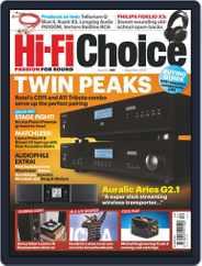 Hi-Fi Choice (Digital) Subscription December 1st, 2020 Issue