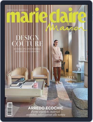 Marie Claire Maison Italia November 1st, 2020 Digital Back Issue Cover