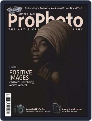 Pro Photo October 26th, 2020 Digital Back Issue Cover