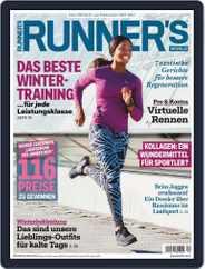Runner's World Deutschland (Digital) Subscription December 1st, 2020 Issue