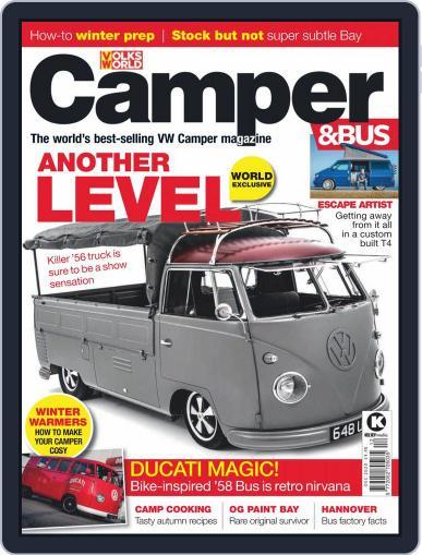 VW Camper & Bus December 1st, 2020 Digital Back Issue Cover