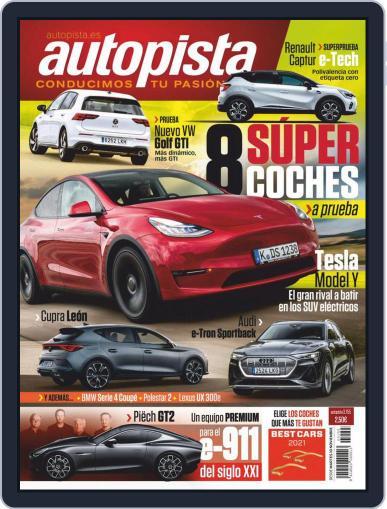 Autopista (Digital) November 10th, 2020 Issue Cover