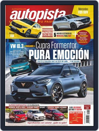 Autopista (Digital) October 27th, 2020 Issue Cover