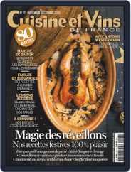 Cuisine Et Vins De France (Digital) Subscription November 1st, 2020 Issue
