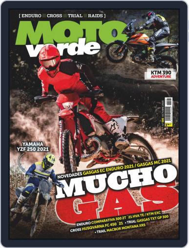 Moto Verde (Digital) October 1st, 2020 Issue Cover