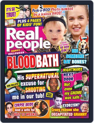 Real People (Digital) November 5th, 2020 Issue Cover