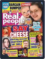 Real People (Digital) Subscription October 29th, 2020 Issue
