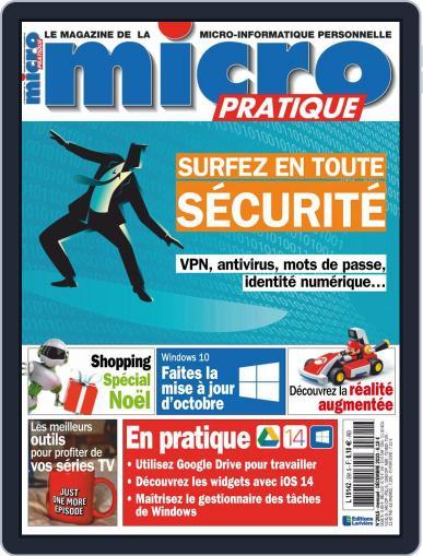 Micro Pratique (Digital) December 1st, 2020 Issue Cover