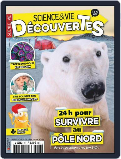 Science & Vie Découvertes (Digital) December 1st, 2020 Issue Cover