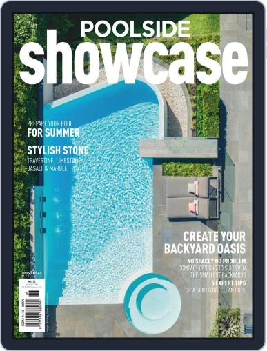 Poolside Showcase (Digital) October 13th, 2020 Issue Cover