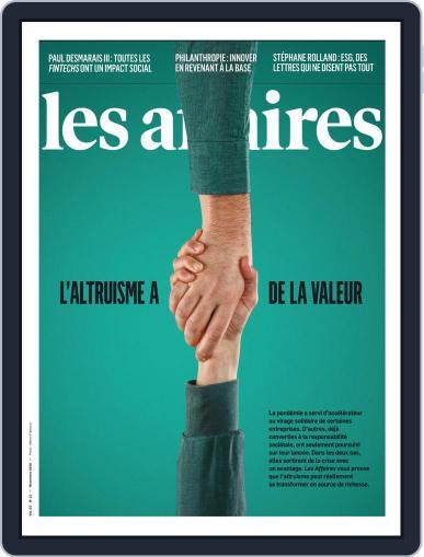 Les Affaires November 1st, 2020 Digital Back Issue Cover