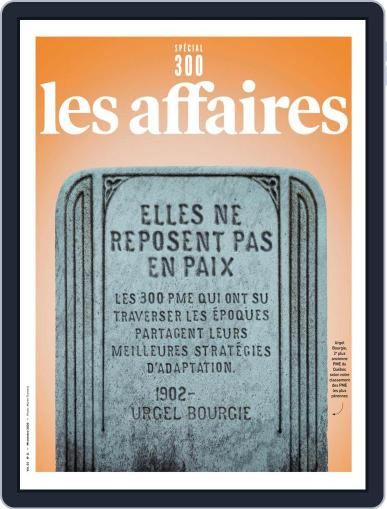 Les Affaires (Digital) October 15th, 2020 Issue Cover