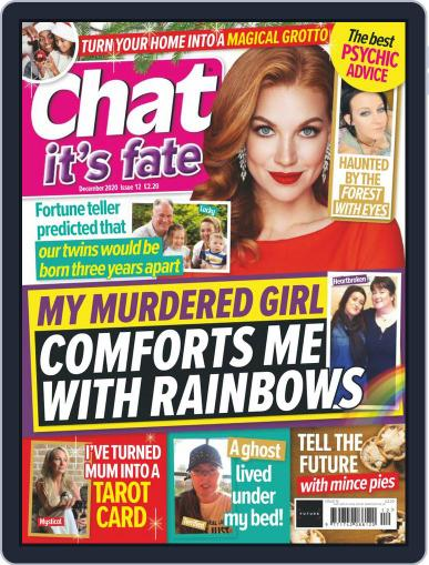 Chat It's Fate (Digital) December 1st, 2020 Issue Cover