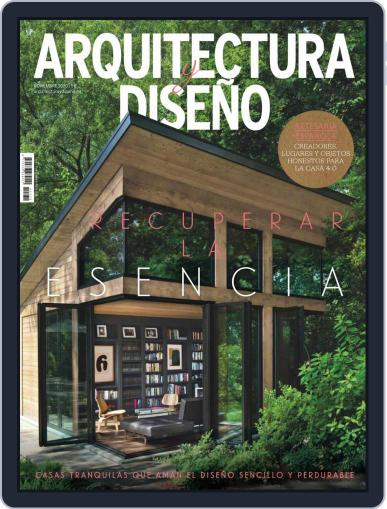 Arquitectura Y Diseño November 1st, 2020 Digital Back Issue Cover