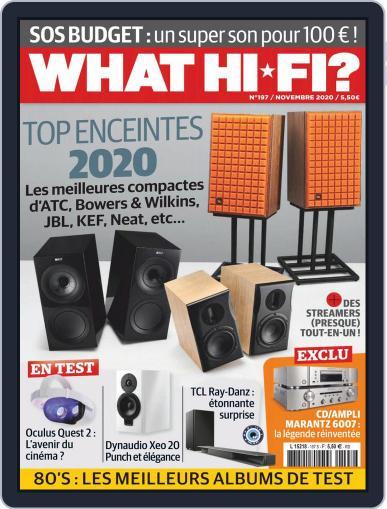What Hifi France (Digital) November 1st, 2020 Issue Cover