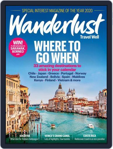 Wanderlust (Digital) December 1st, 2020 Issue Cover
