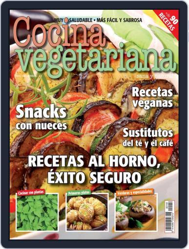 Cocina Vegetariana (Digital) November 1st, 2020 Issue Cover