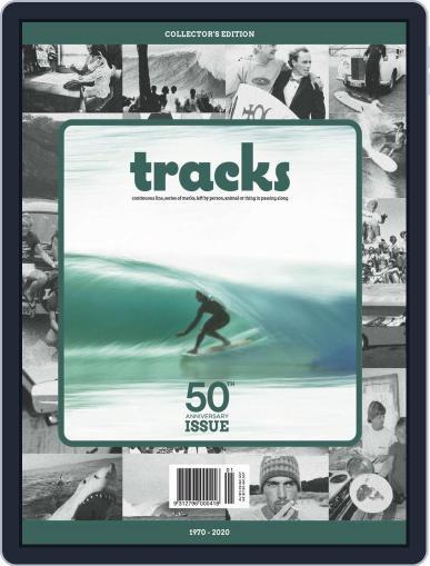 Tracks (Digital) October 1st, 2020 Issue Cover