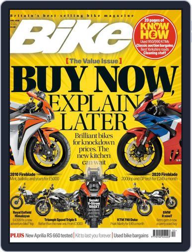 BIKE United Kingdom (Digital) October 28th, 2020 Issue Cover