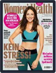 Women's Health Deutschland (Digital) Subscription December 1st, 2020 Issue