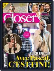 Closer France (Digital) Subscription October 23rd, 2020 Issue