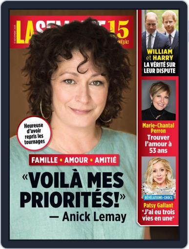 La Semaine (Digital) November 13th, 2020 Issue Cover
