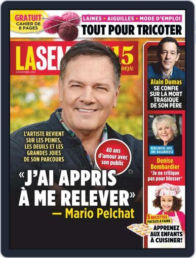 La Semaine (Digital) November 6th, 2020 Issue Cover