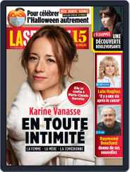 La Semaine (Digital) Subscription October 30th, 2020 Issue