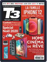 T3 Gadget Magazine France (Digital) Subscription November 1st, 2020 Issue