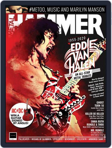 Metal Hammer UK December 1st, 2020 Digital Back Issue Cover