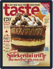 Taste.com.au (Digital) Subscription December 1st, 2020 Issue