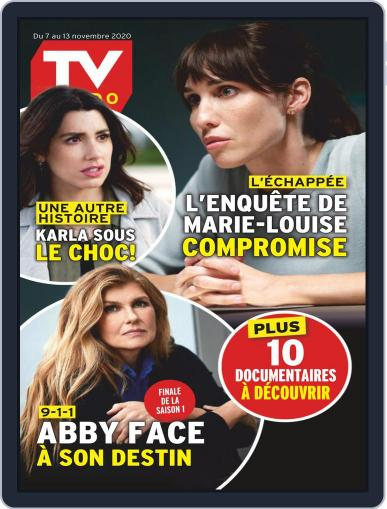 Tv Hebdo November 7th, 2020 Digital Back Issue Cover