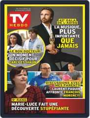 Tv Hebdo (Digital) Subscription October 31st, 2020 Issue