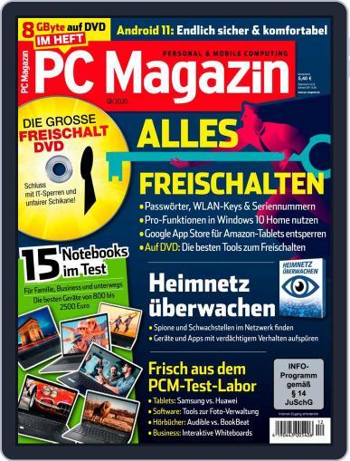 PC Magazin (Digital) December 1st, 2020 Issue Cover
