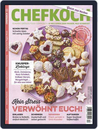 Chefkoch (Digital) December 1st, 2020 Issue Cover