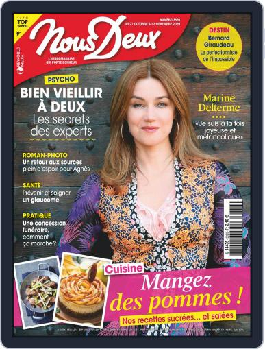 Nous Deux October 27th, 2020 Digital Back Issue Cover