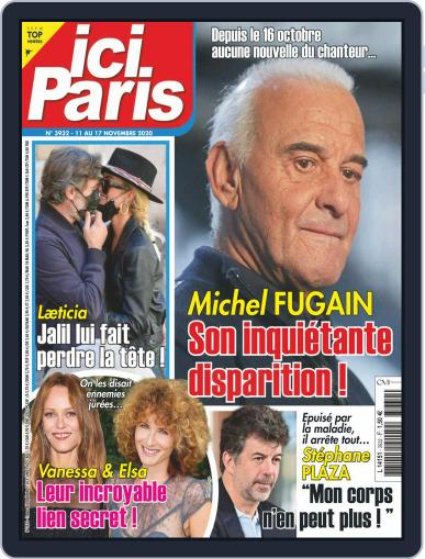 Ici Paris November 11th, 2020 Digital Back Issue Cover