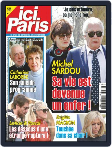 Ici Paris (Digital) October 28th, 2020 Issue Cover
