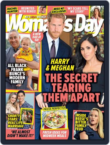 Woman's Day Magazine NZ November 9th, 2020 Digital Back Issue Cover