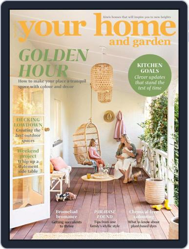 Your Home and Garden November 1st, 2020 Digital Back Issue Cover