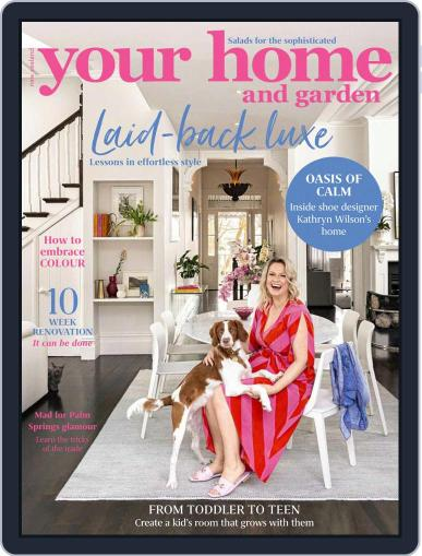 Your Home and Garden October 1st, 2020 Digital Back Issue Cover