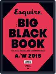 The Big Black Book United Kingdom Magazine (Digital) Subscription October 22nd, 2015 Issue
