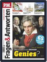 P.M. Fragen & Antworten (Digital) Subscription November 1st, 2020 Issue